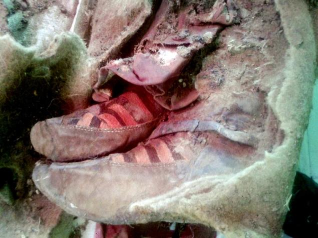 1,500 Years Old Mummy Appears To Be Wearing Modern Shoes