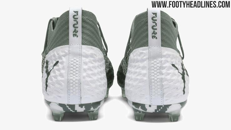 myyntipisteiden myynti virallinen myymälä suosituin Camouflage Puma Future Netfit 2.1 'Attack Pack' Boots ...