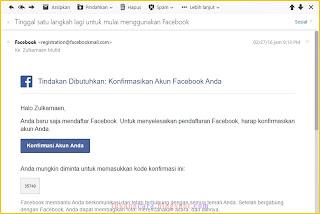 daftar facebook baru menggunakan email yahoo