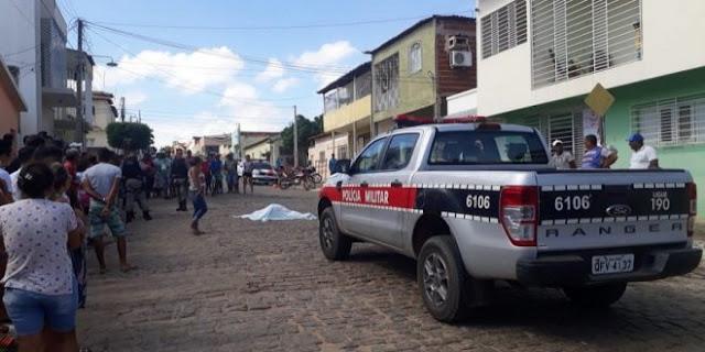 Homem é morto com tiros de pistola na manhã deste sábado em Catolé do Rocha-PB