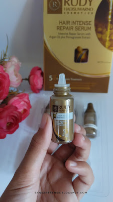 Rudy Hadisuwarno Hair Intense Repair Serum