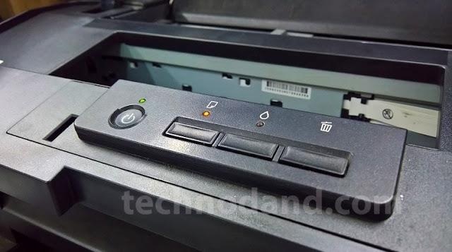 Printer Epson L1800 Load Paper Error [Kertas tertarik tapi error]