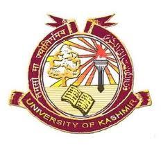 Kashmir University Date Sheet 2020