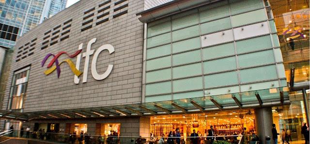IFC MALL Hong Kong Uçak Bileti
