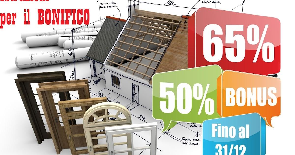 Detrazioni 50%: come compilare il bonifico ristrutturazioni