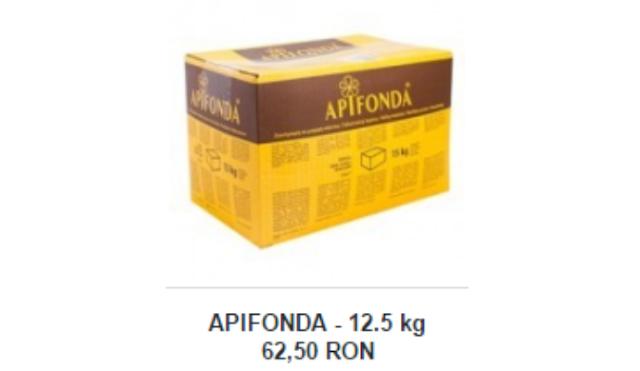 Το κουτί Apifonda 12.5 κιλών κοστίζει 13.84 Ευρώ στην Ρουμανία...Στην Ελλάδα πόσο;