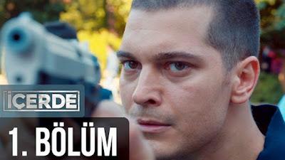 مسلسل في الداخل, Içerde, شبكة العاشق, مسلسلات تركية