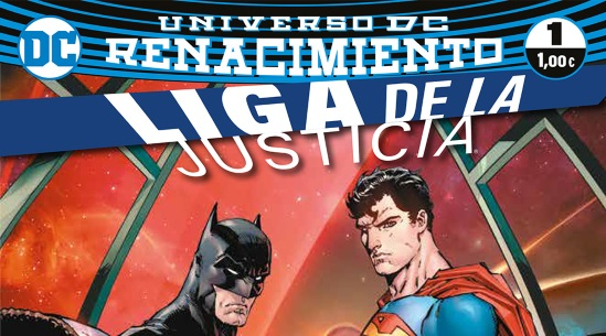 Liga de la Justicia: Renacimiento, Número 56/1