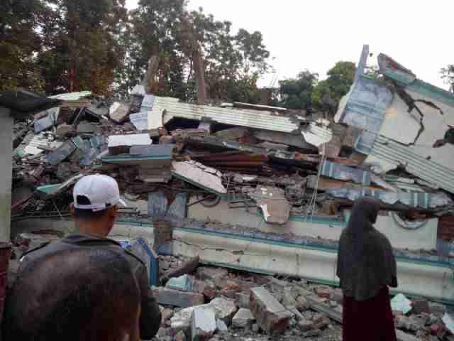 Hari Ini Selasa 27 Desember 2016 Aceh Dilanda Gempa Lagi, Ini Penyebabnya