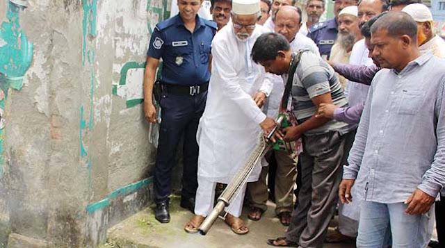 'রংপুর শহরকে স্বাস্থ্যসম্মত হিসেবে গড়ে তোলা হবে'