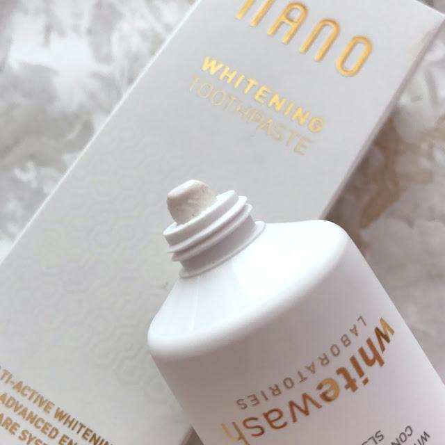 Nano Intensive Whitening Toothpaste