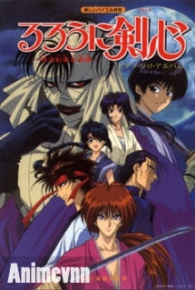 Rurouni Kenshin /Lãng Khách Kenshin - Lang Khach Kenshin 2014 Poster