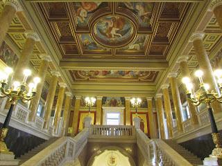 Interior Museo Nacional de Hungría 1
