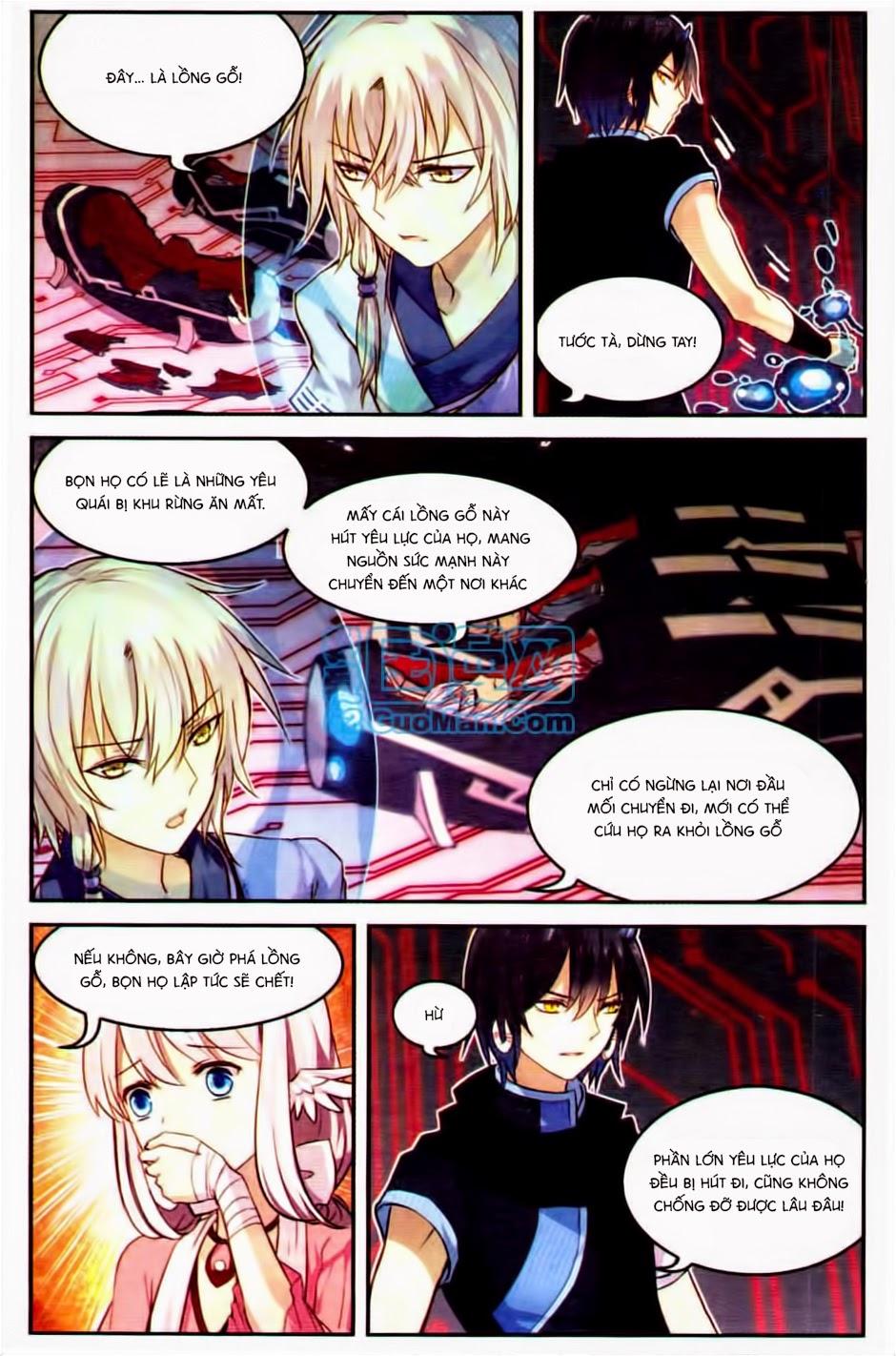 a3manga.com thien hanh thiet su chap 17