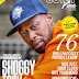 Shoggy Tosh makes the cover for Juicy Vine Magazine's July 2017 edition