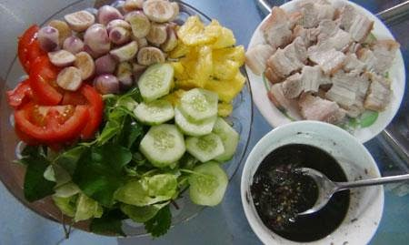 Unusual foods from Central Vietnam