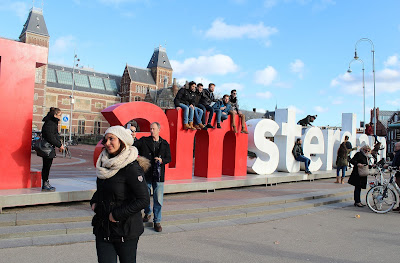 Amsterdam Travel Guide Museumsplein
