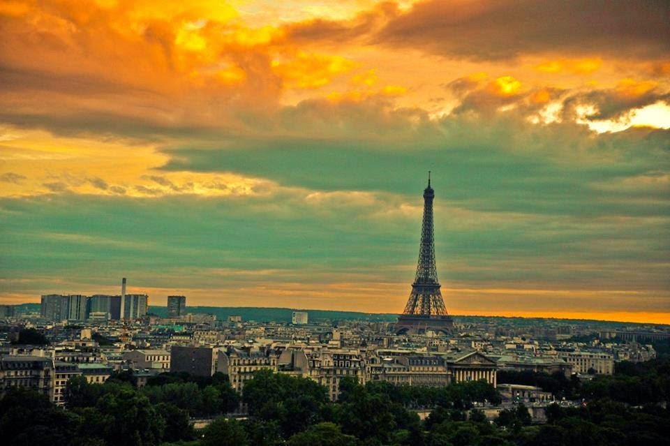 خلفيات وصور  لبرج ايفل بفرنسا للديسك توب
