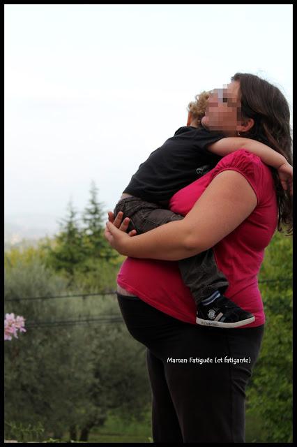 calin maman enceinte