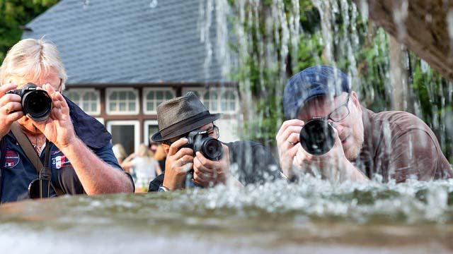 Kamera Tidak Terkena Air