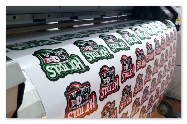 Sticker printing in uae