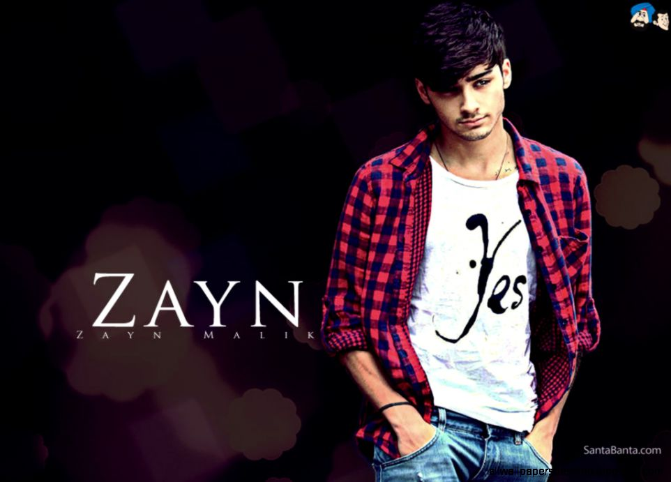Malik Zayn Cool Hd Wallpaper