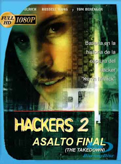 Hackers 2 – El asalto final (Takedown) 2000 HD [1080p] Latino [Mega] dizonHD