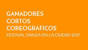 GANADORES CORTOS COREOGRÁFICOS