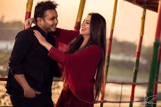 Azmeri Asha & Mishu Sabbir Cuteness