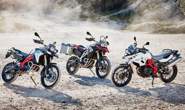 The 2017 BMW Motorrad Redesign Models