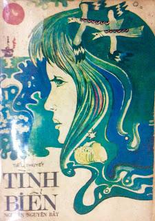 Kết quả hình ảnh cho Tình biển tiểu thuyết của Nguyễn Nguyên Bảy