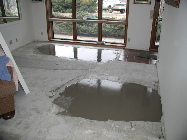 Wally Amp Sue Self Leveling Underlayment
