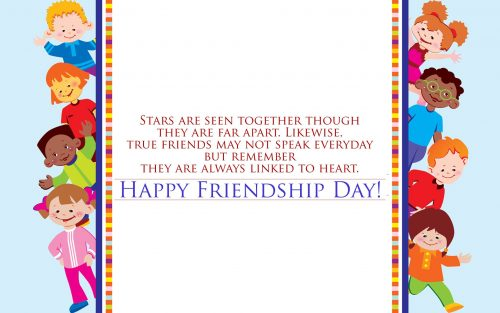 Friendship Day Wallpapers For WhatsApp