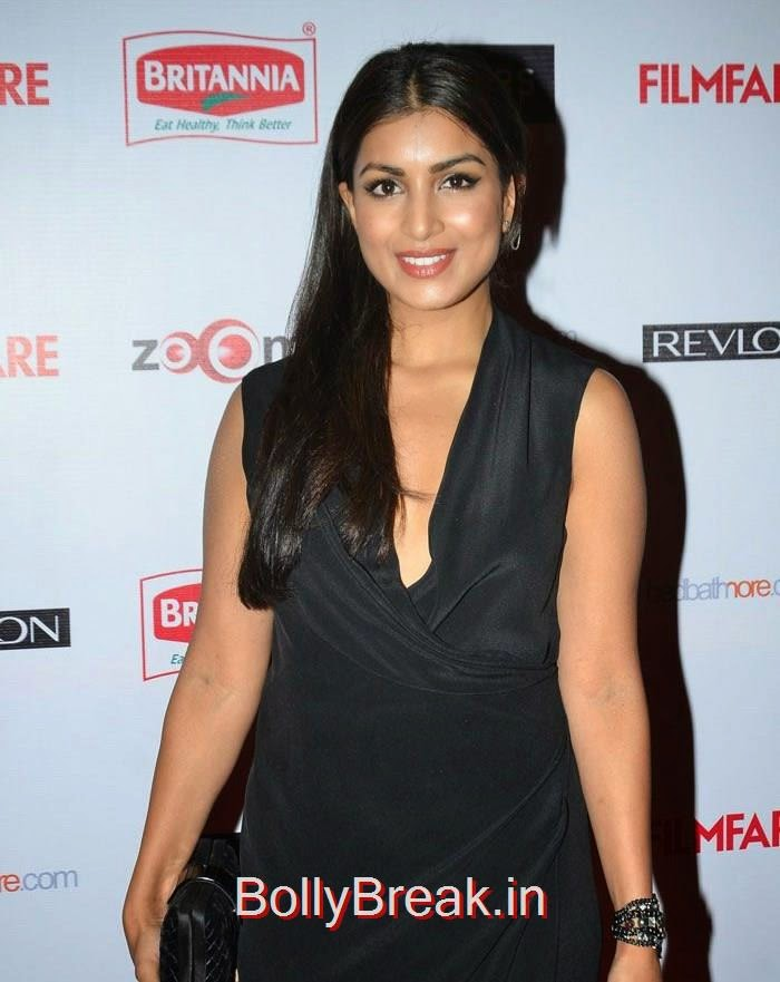 Pallavi Sharda, 60th Britannia Filmfare Awards pre-awards Party 2015 Red Carpet Pics
