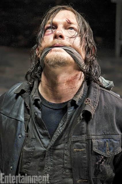Daryl quinta temporada The Walking Dead