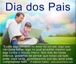 Mensagens dia dos pais