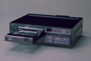 Primer CD player de 1981