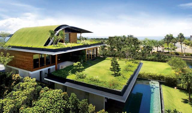 10 Langkah Mendesain Arsitektur yang Responsif terhadap Iklim