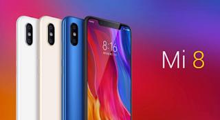 Review dan Spesifikasi Lengkap Smartphone Xiaomi Mi 8, Ponsel Yang Layak Dibeli