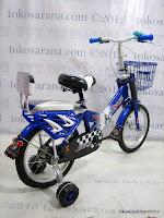 4 Sepeda Lipat Viva Nexus 16 Inci