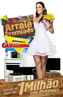 Promoção Guanabara Supermercados 2017 Arraiá Premiado