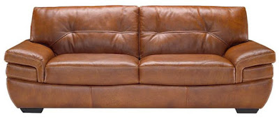 Contemporary 2-Seat Sofa
