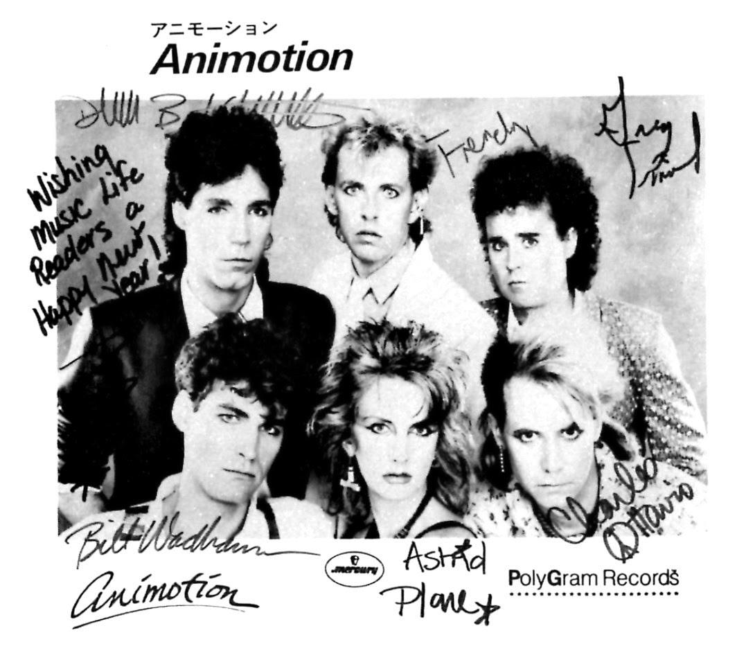 Animotion - Obsession Lyrics | MetroLyrics