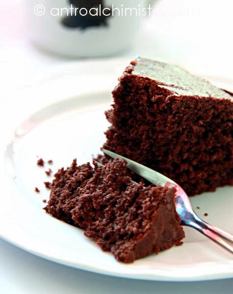 Torta al Cioccolato, Cocco e Nocciole