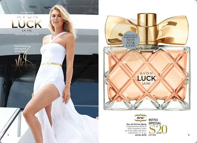 Check out Avon Luck La Vie Eau De Parfum