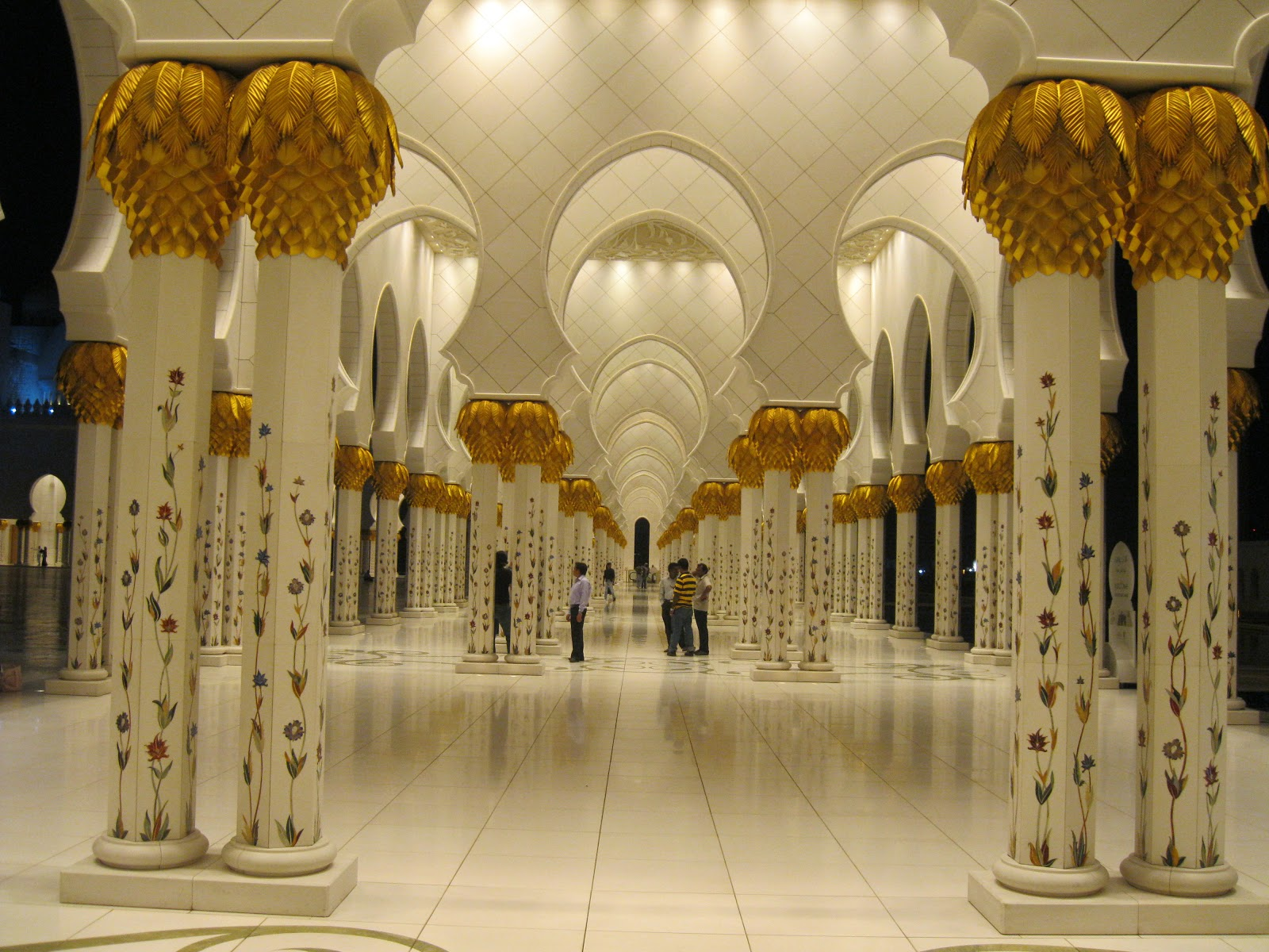 Exterior: Sheikh Zayed Mosque HD Wallpapers