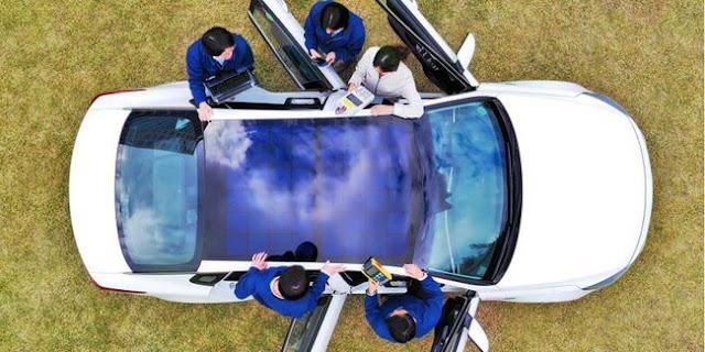 Kia dan Hyundai Akan Pakai Teknologi Panel Surya untuk Pengisian Daya