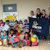 Uninter - Projeto faça uma Criança Sorrir entrega brinquedos na Aldeia Indígena em Nova Laranjeiras