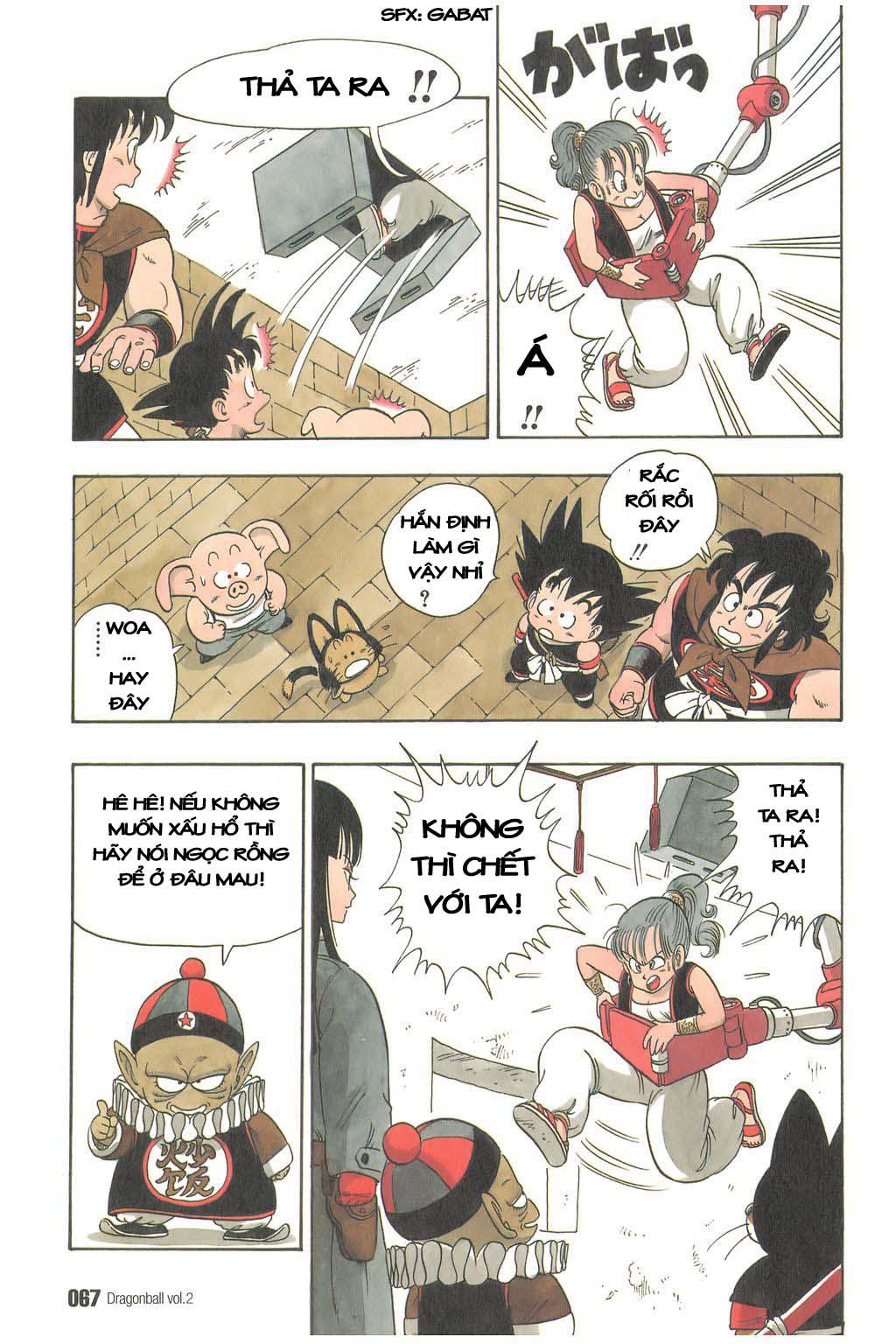 Dragon Ball chap 19 trang 6