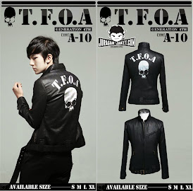 jas exclusive jaket kulit crows zero tfoa generation 6th (a 10) 2